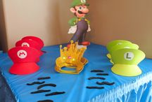Super Mario Brothers Birthday Party / Super Mario Brother themed birthday party! Designed and planned by Posh Parties Event Planning & Design. Photography by Allex Stellar. / by Farah Lynn Designs