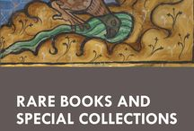 Rare Books and Special Collections / This board contains resources for rare book and special collections librarians.