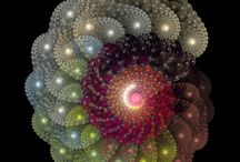 Fractal & Mandala Inspirations / by Bonnie Fisher