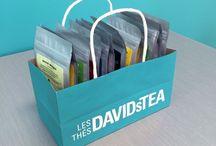 Tea (David's obsession!)