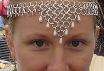 chainmaille belly dance