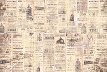 carte papier