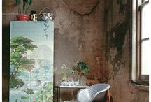 Murals and Painted Furniture / by Quirky Artist Loft