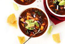 Pour l'amour des Soupes ! / Inspirations et recettes de soupes