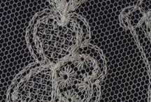 Embroidery-tul