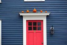 Exterior house colour ideas
