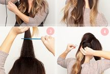 Hair Styles / by Melissa Perez