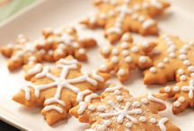 Cookies for Santa / Christmas cookies / by Stacy Whiteley