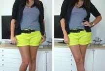 Summer clothing style