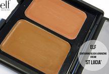 Contouring Blush & Bronzing crema