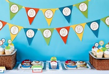 Birthday Party Ideas / by Pamela Reed