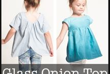 Sewing for children / beautiful sewing patterns and hacks for kids