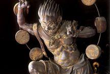神様 Traditional gods