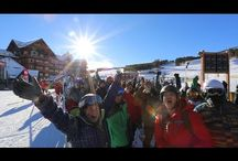 Backyard Resorts / Colorado Mountain College Leadville is within an hour of several world class ski resorts.