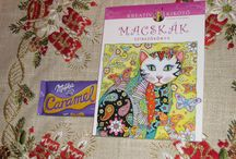 Creative Cats Colouring Book ~ Rag-Dolls by Marjorie Sarnat / Creative Cats Colouring Book ~ Rag-Dolls by Marjorie Sarnat