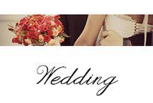 Fedi nuziali / Wedding rings / Linee eleganti e moderne che ben si mescolano al contrasto tra oro bianco e oro rosso.