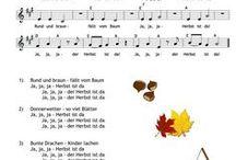Musik im Kiga/Krippe