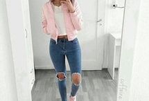 outfit casuales