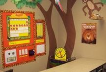 classroom decoration and set up