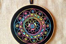 Brodera Mandala / Embroidery Mandala
