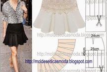 moldes roupas femininas
