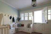 My Style ~ Mudrooms / by Open Gates Farm