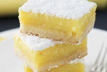 Zitronenkuchen von der Pltte