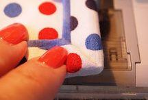Sewing is fun