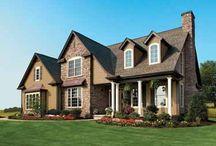 New House Ideas :) / by Jennifer Sparks