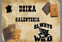 Always Wild Dzika Galanteria / Always Wild Dzika Galanteria