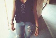 outfit casual / siempre linda, siempre bella..