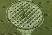 Crop Circles / Not just circles...