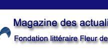 Fondation littéraire Fleur de Lys / Éditeur libraire sans but lucratif en ligne sur le web