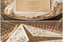 Invites / Wedding invitations