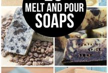25 melt and pour soaps