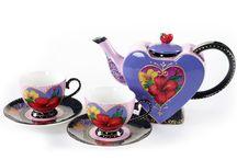 TEA TIME MOMENTS TEA SET COLLECTION / Tea Pot Sets