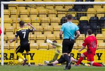 Livingston 22 Apr 17 / Pictures from the SPFL League one game between Livingston and Queen's Park. Match played at The Tony Macaroni Arena on Saturday 22 April 2017. Livingston won the game 4-0.