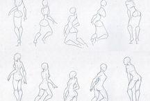 Art: Poses/Gestures