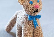 crochet ideas/patterns / by Amy
