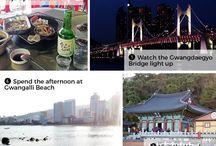 Korea / Travel to South Korea & North Korea