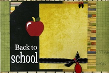 Back to School Layouts / by Robin Williams