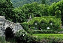 Places I'd Like to Go / Dove vorrei andare. Vacanze, sogni...