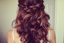 Wedding Hairstyles / by Dena Carroll