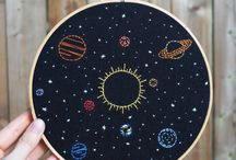embroidery art.