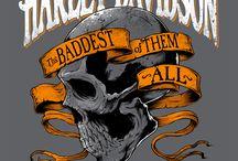 Harley Davidson e affini