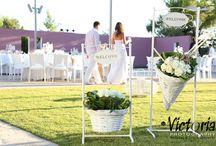Γάμος Λευκό Χρυσό / Γάμος σε Λευκό και Χρυσό