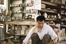 pottery / ceramic atelier