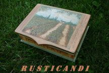 Rusticandi by Andrea Wagner / DIY and Decoupage by Rusticandi