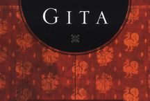 Book covers of Bhagavad Gita