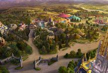 Disneyworld & Disneyland & Disney Tokio & Disney Paris / by Aurelia Caetano